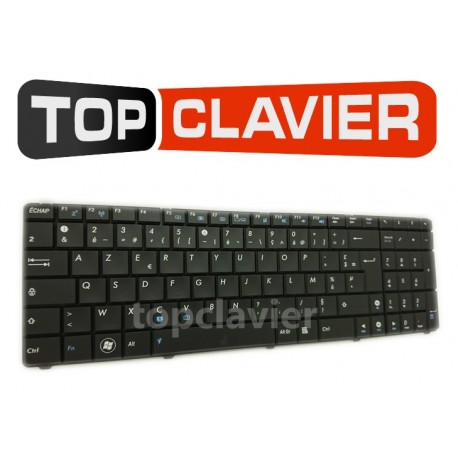 Clavier PC portable Asus N50VN