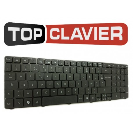 Clavier pour Packard Bell Easynote LM TM TK TX Series - Noir