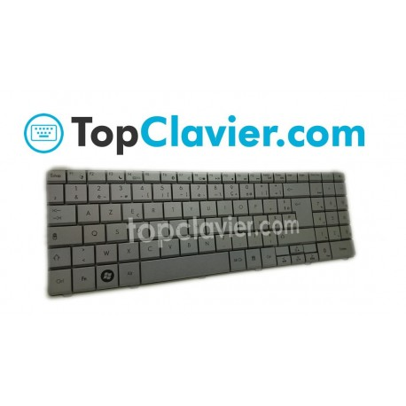Clavier pour Packard Bell Easynote - Couleur grise