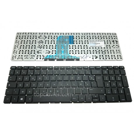Clavier HP 17-x124nf 17-x125nf