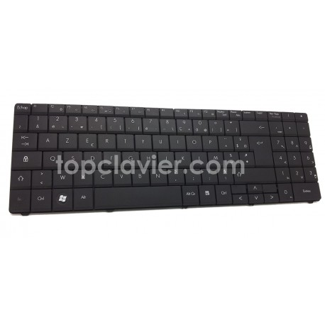 Clavier pour Packard Bell Easynote SL65